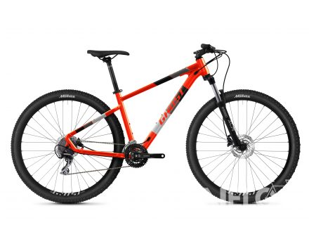 Ghost Kato Essential 29 - Red Lava / Midnight Black 2021