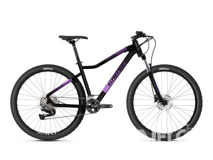 Ghost Lanao Advanced 27.5 - Midnight Black / Purple 2021