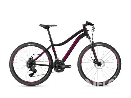Ghost Lanao Base 26 - Midnight Black / Electric Purple / Red 2021