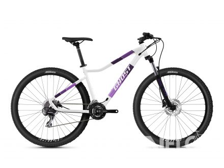Foto - Ghost Lanao Essential 27.5 - Star White / Purple 2021