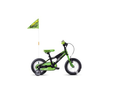 Ghost Powerkid 12 - Black / Green 2021