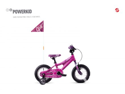 Ghost Powerkid 12 - Pink / Violet 2021