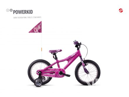 Ghost Powerkid 16 - Pink / Violet 2021