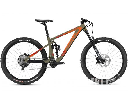 Foto - Ghost Riot Enduro Universal - Mud / Orange 2021
