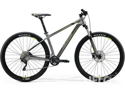 Merida BIG.NINE 300 Silk Anthracite (Green/Black) 2020