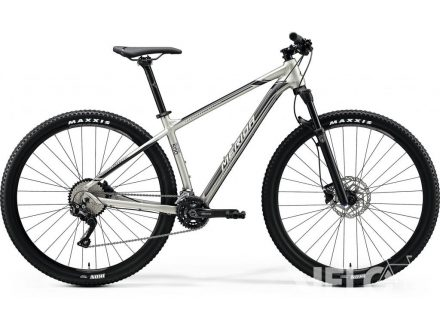 Merida BIG.NINE 500 Silk Titane (Silver/Black) 2020