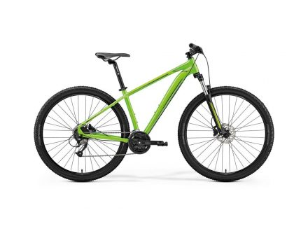 Merida BIG.NINE 40-D Lite Green (Black) 2020